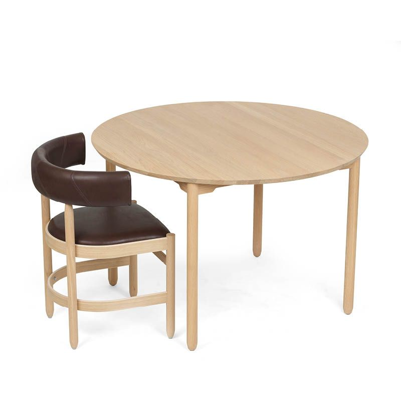 Borgholm table Botero chair