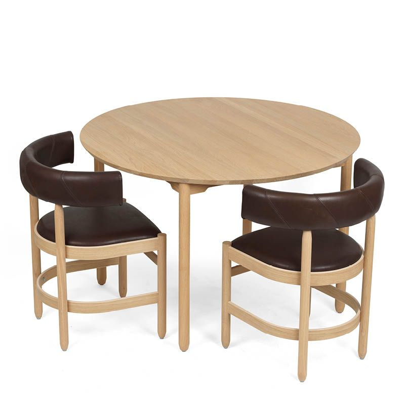 Borgholm table Bortero chair